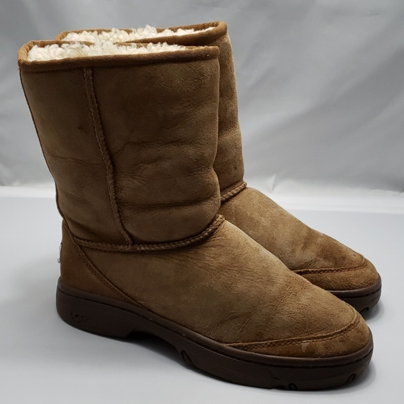 48328f2cf32 UGG ultimate short boots
